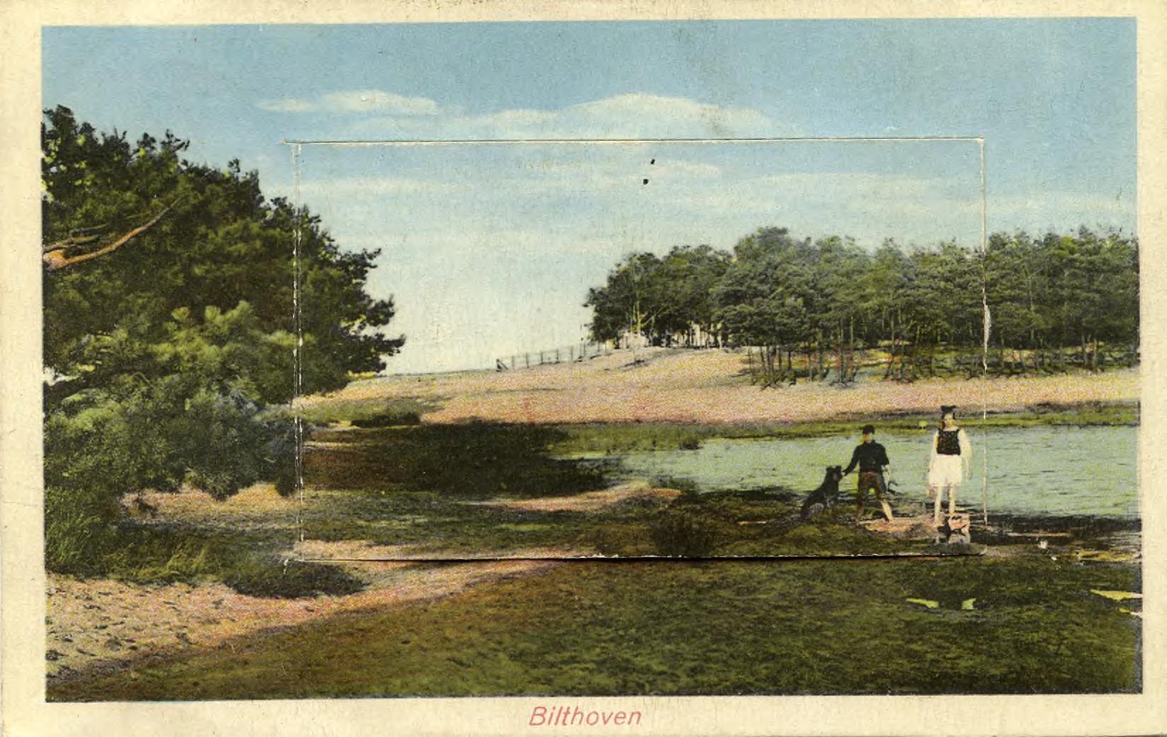 1925 Het oude Biltsche Meertje