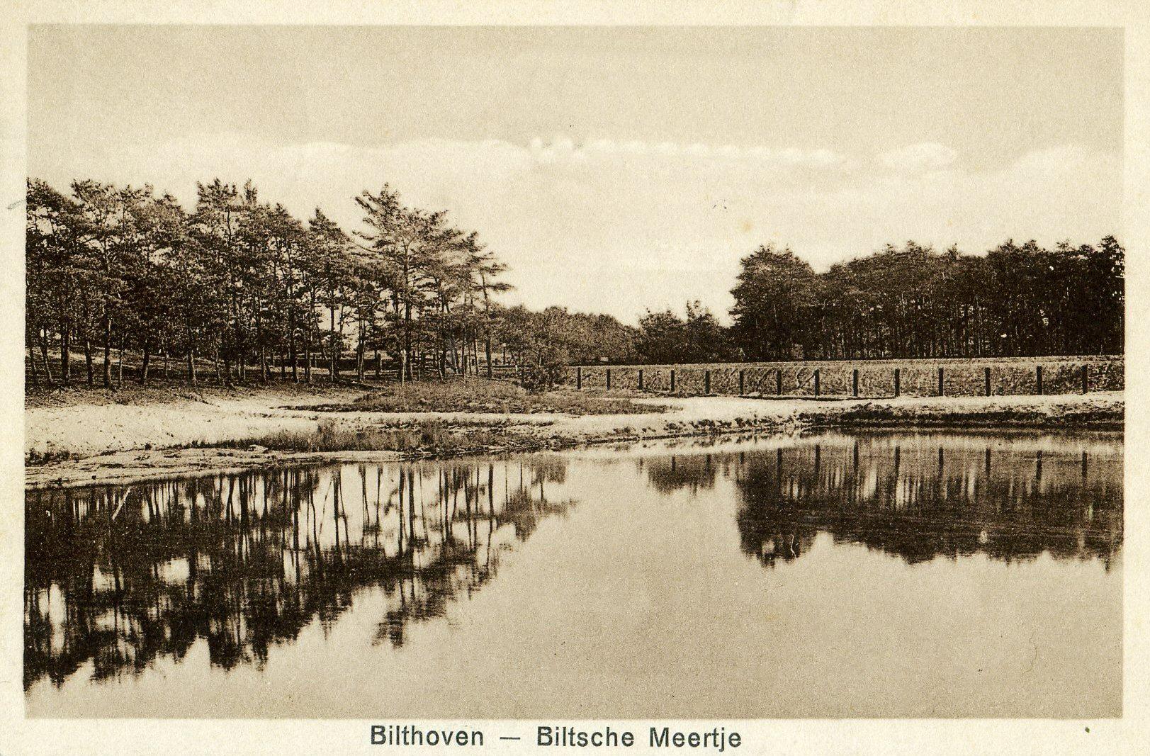 1926 Het oude Biltsche Meertje